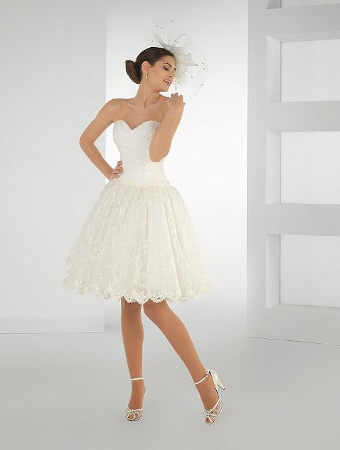 vestidos de novia cortos murcia - vestidos de novia murcia