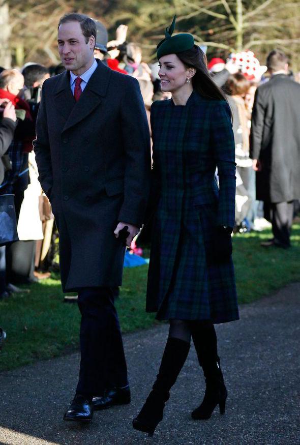 Duchess Kate: The Cambridges celebrate Christmas at Sandringham