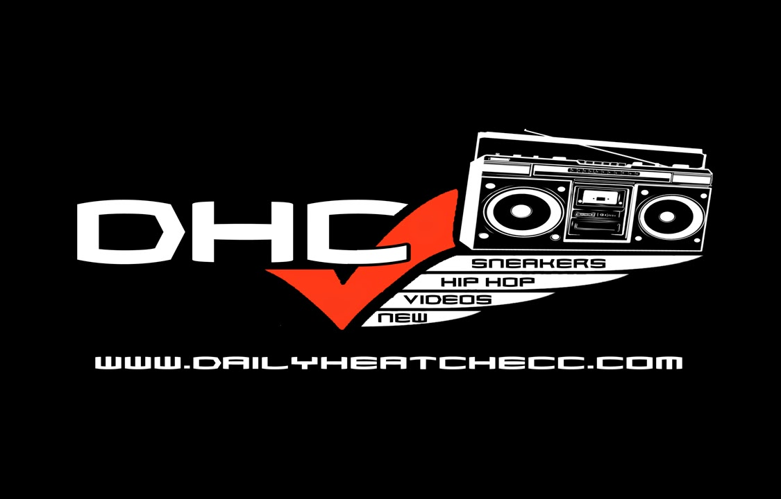 DailyHeatChecc, New, Hiphop, Instrumentals, Albums, Video, Hypebeast, and Sneakers.