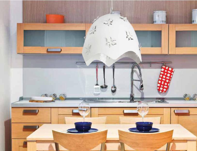 L mparas colgantes para la cocina a gusto de todos - Lamparas de techo cocina ...