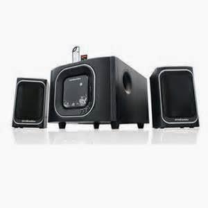 Simbadda Speaker Multimedia CST 2700N