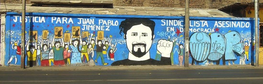 JUSTICIA PARA JUAN PABLO JIMENEZ