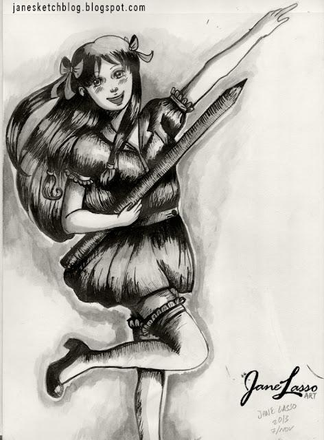 Personaje original creado por Jane Lasso.