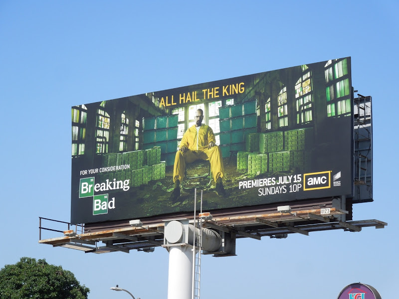 Breaking Bad season 5 billboard