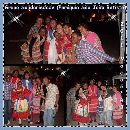 Grupo Solidariedade (Paróquia São João Batista)