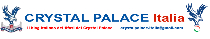 CRYSTAL PALACE  Italia