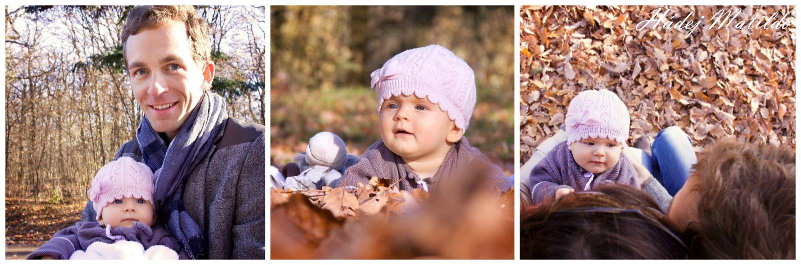 rodinka, rodinné focení, podzim