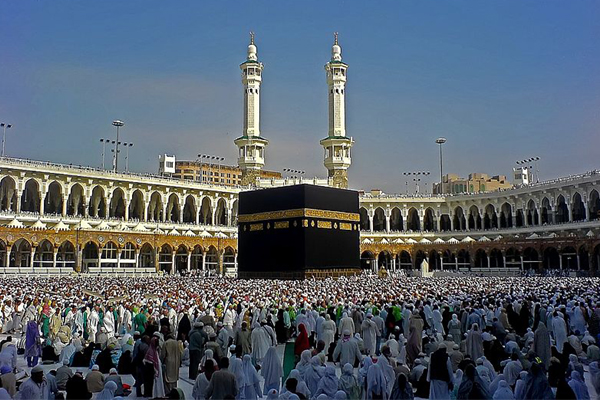 Doa Haji dan Umrah Ketika Melihat Ka'bah