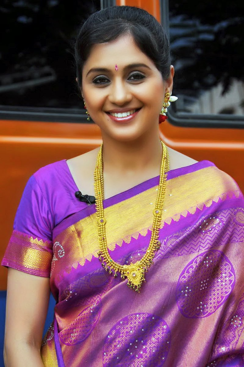 ... MOVIE ACTRESS DEVAYANI IN GOLDEN COLOUR SAREE UNSEEN EXCLUSIVE PHOTOS