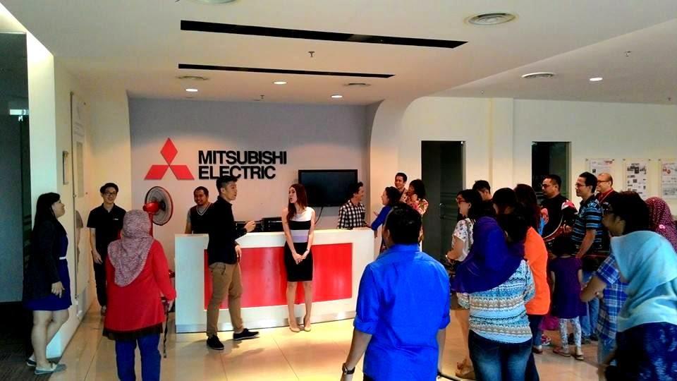 Mitsubishi Electric Petaling Jaya office