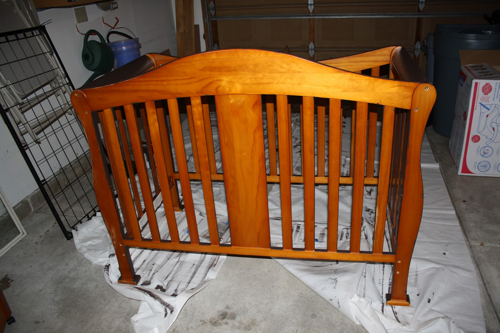 safe are baby crib paint for design with bumpers nurseries cribs nursery