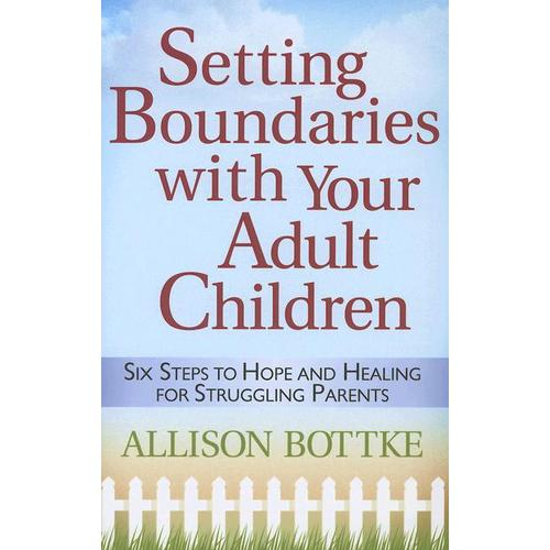 boundaries saying no to your adult children pdf
