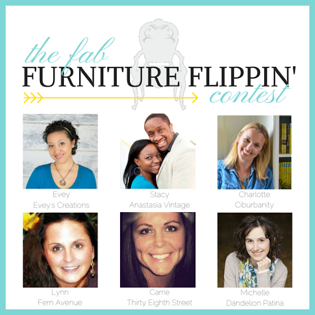 Fab Furniture Flippin Contest Hosts