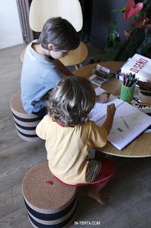 Toronto per nens amb materials 100% reciclables i atòxics.