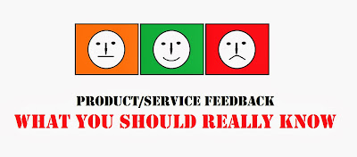 Product service feedback