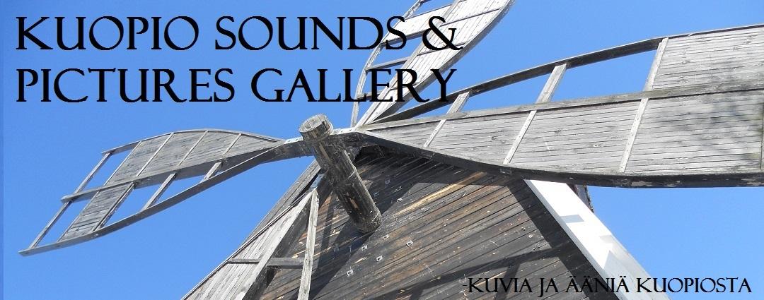 Kuopio Sounds and Pictures Gallery - Kuvia ja ääniä Kuopiosta