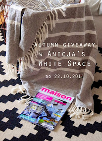 Giveaway w Alicja's white space