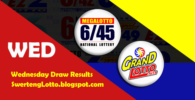 July 15, 2015 for 6/45 Mega Lotto and 6/55 Grand Lotto PCSO Draw Results