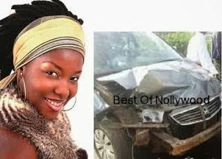Photos Biola Bashorun Escaped Death