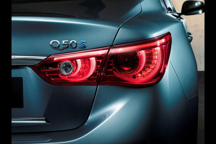 Las claves del diseño del nuevo Infiniti Q50
