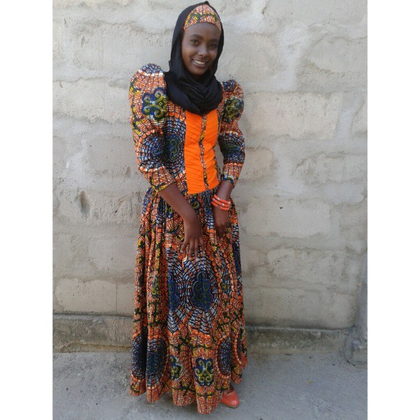 Subira Wahure Official African Couture Blog: MY STYLE