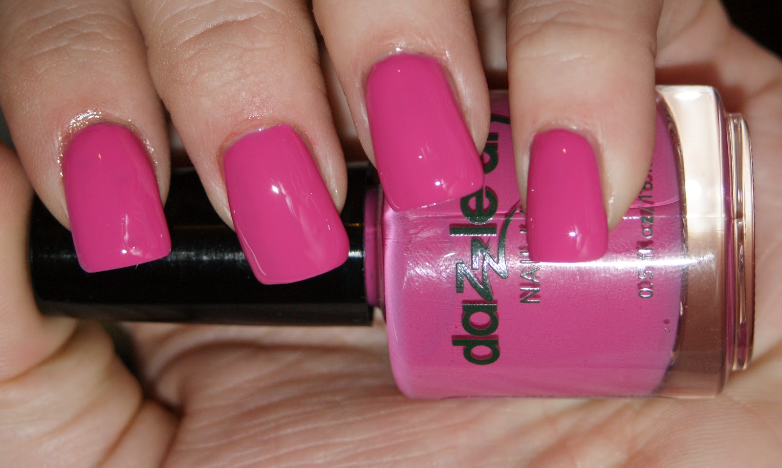 Princess Polish: Swatch and Review: Dazzle Dry 3 Piece Nail System ...
