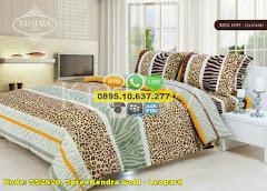 Harga Sprei Kendra Gold – Leopard Jual