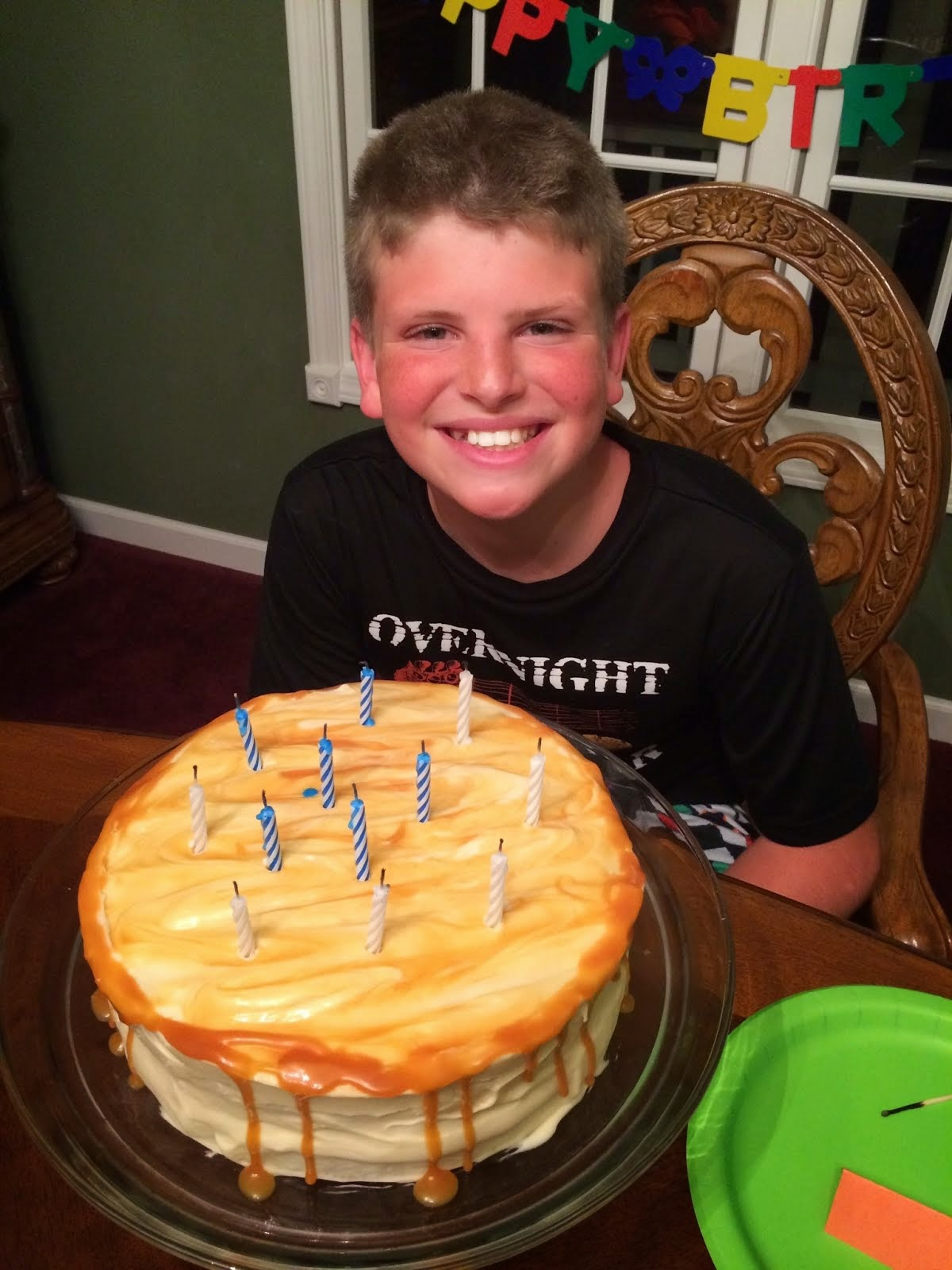 Elijah age 12