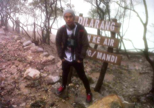 Objek Wisata Kawah Putih Bandung