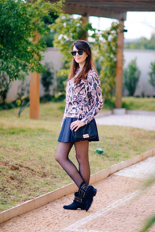 look bota descolada
