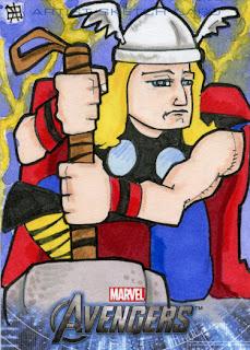 thor, avengers assemble