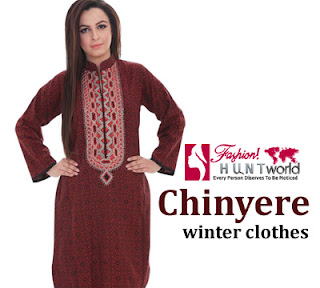 Chinyere Women Dresses For Winter Season