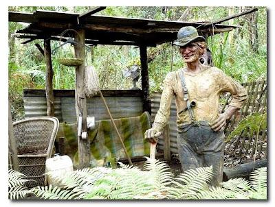 Las esculturas mágicas de Bruno Torfs - Marysville Australia - Jardín de esculturas10