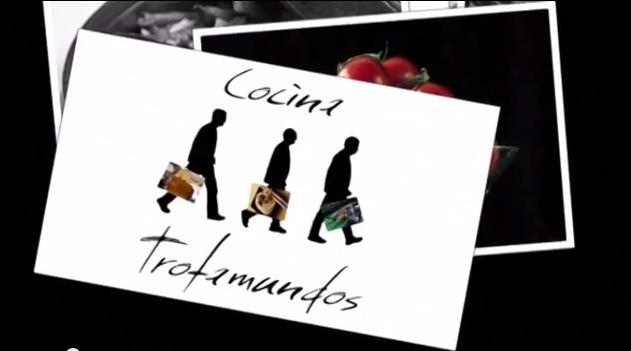 Enlace a canal Restaurante Etxanobe en Youtube con Logo Trotamundos