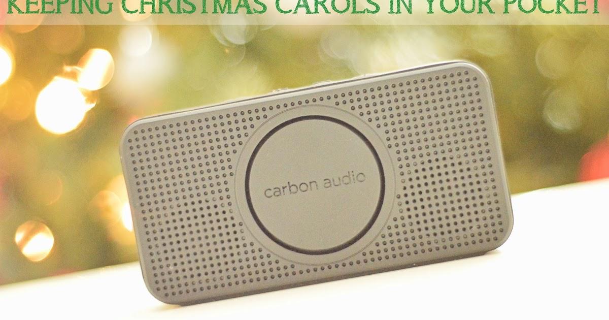 Ask Your Dad Blog: Pocket Speakers Make Christmas Carols Portable
