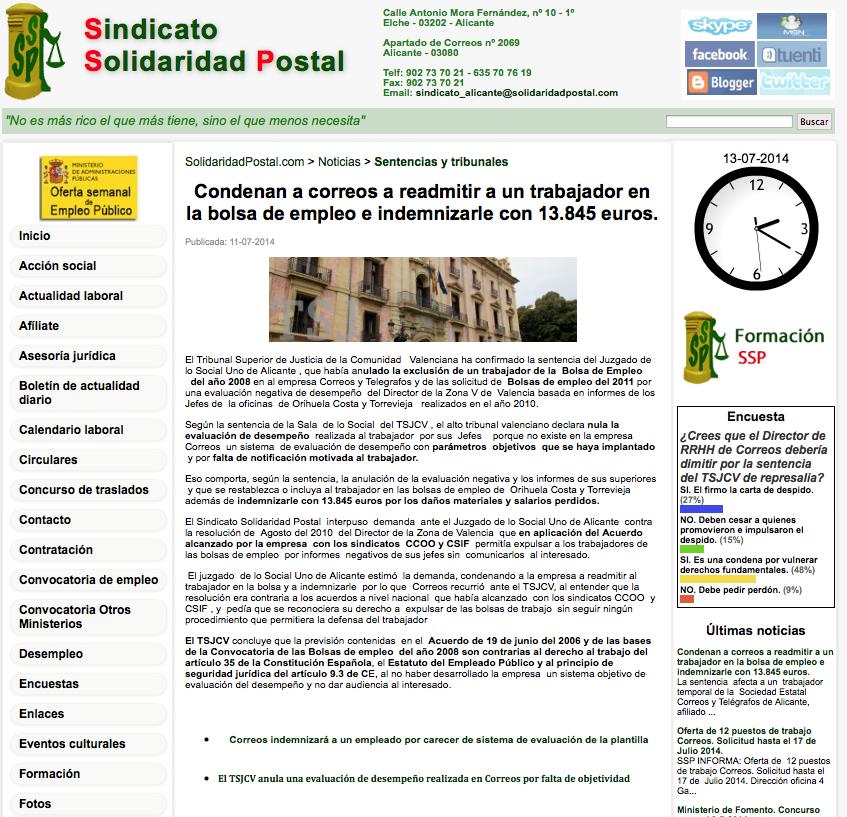11/07/2014-SOLIDARIDADPOSTAL.COM
