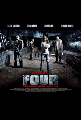 Watch Four 2011 Hollywood Movie Online | Four 2011 Hollywood Movie Poster