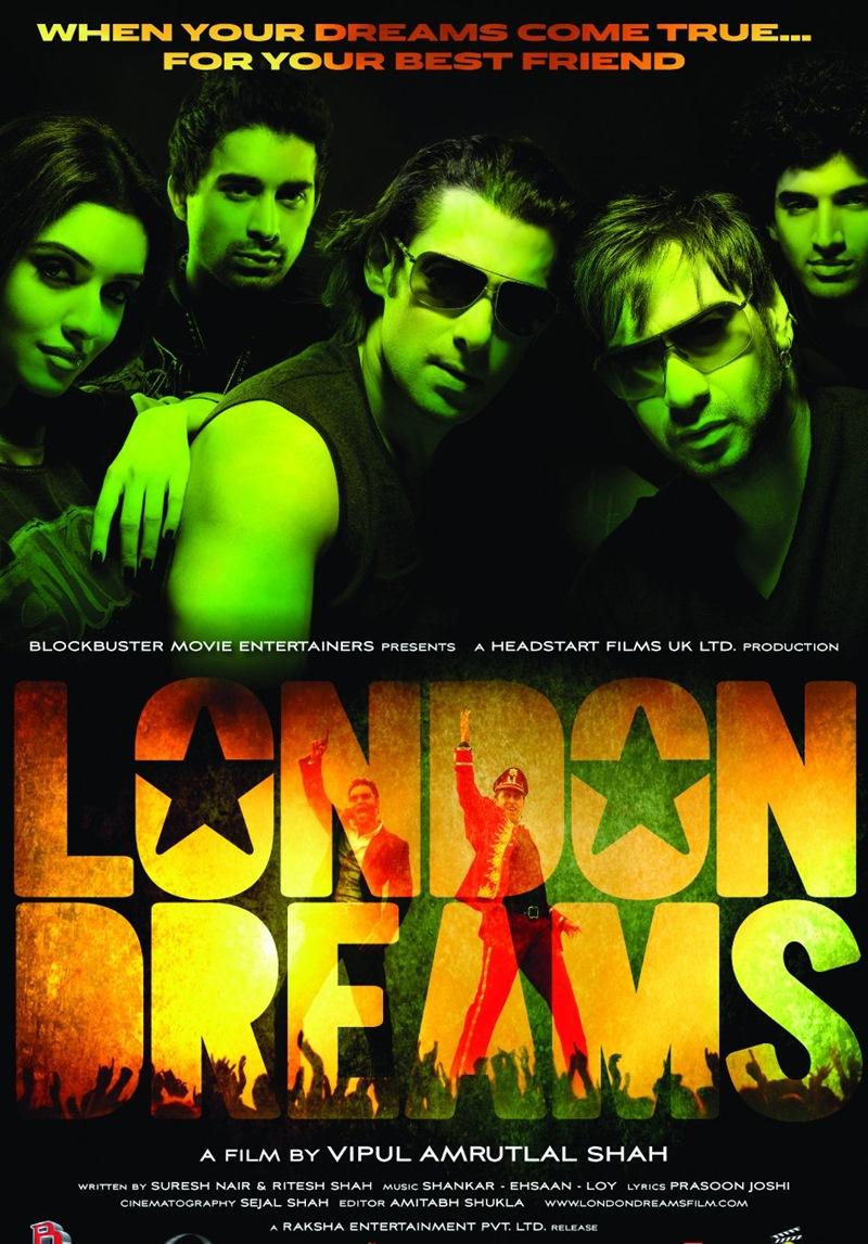 London Dreams (2009) Hindi Movie Songs Download