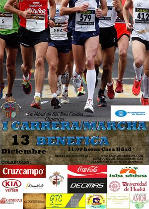 I CARRERA MARCHA BENEFICA