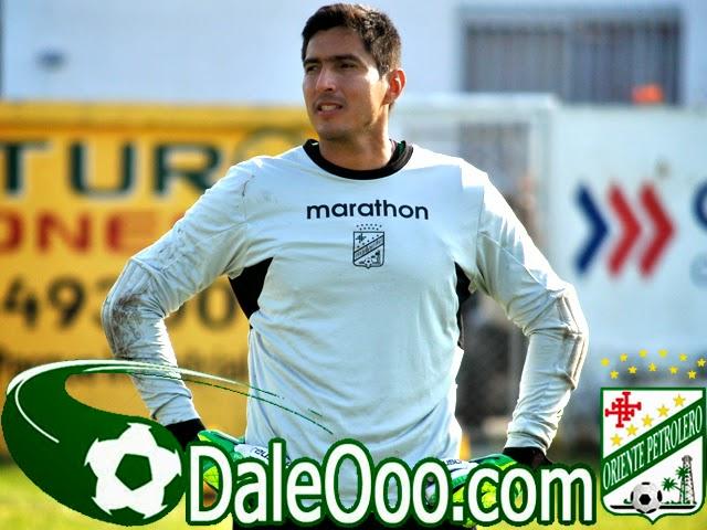 Oriente Petrolero - Carlos Arias - DaleOoo.com página del Club Oriente Petrolero