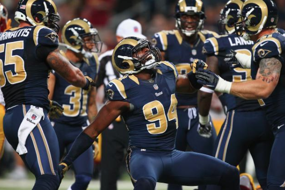 Los Angeles Rams New Unis On The Way What Color Combo