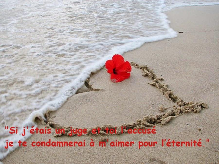 Extrêmement Poème d'amour : Le Plus Grand Espace d'amour / Poème et Citation  YY25