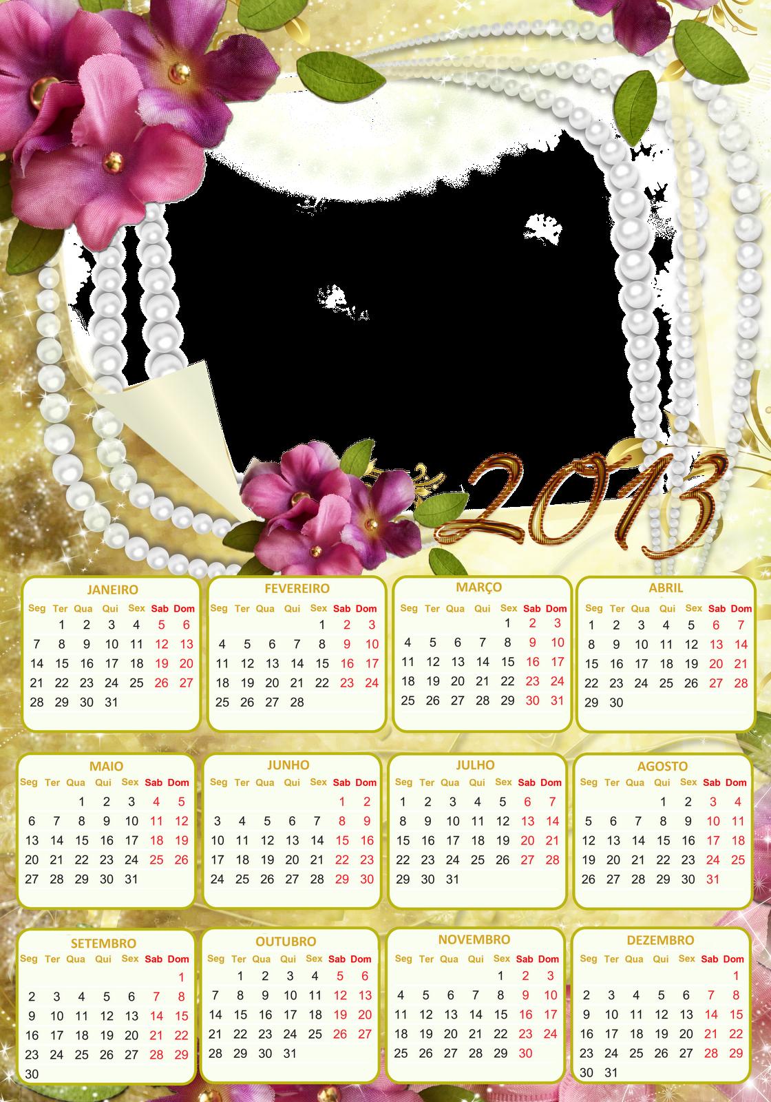 Imagenes De Calendarios 2013