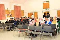 Program sambutan pelajar (PSP)