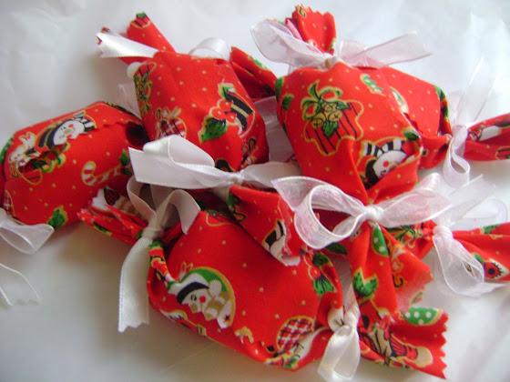 palha  italiana embrulhadinha para o Natal
