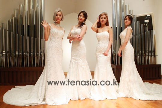 Girl's Day - 10asia Magazine January 2014