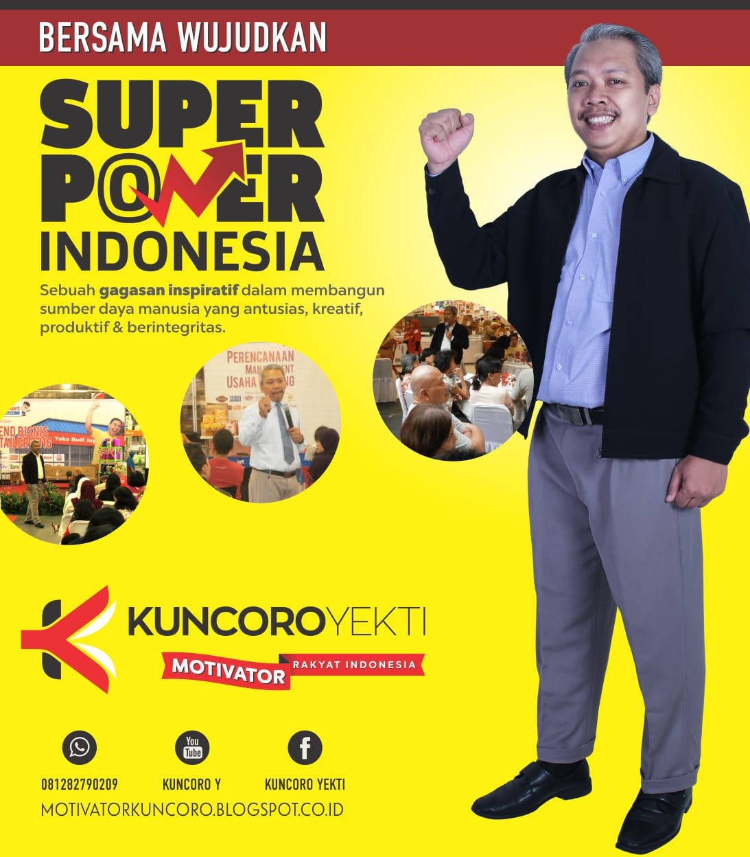 Motivator Super Power Indonesia
