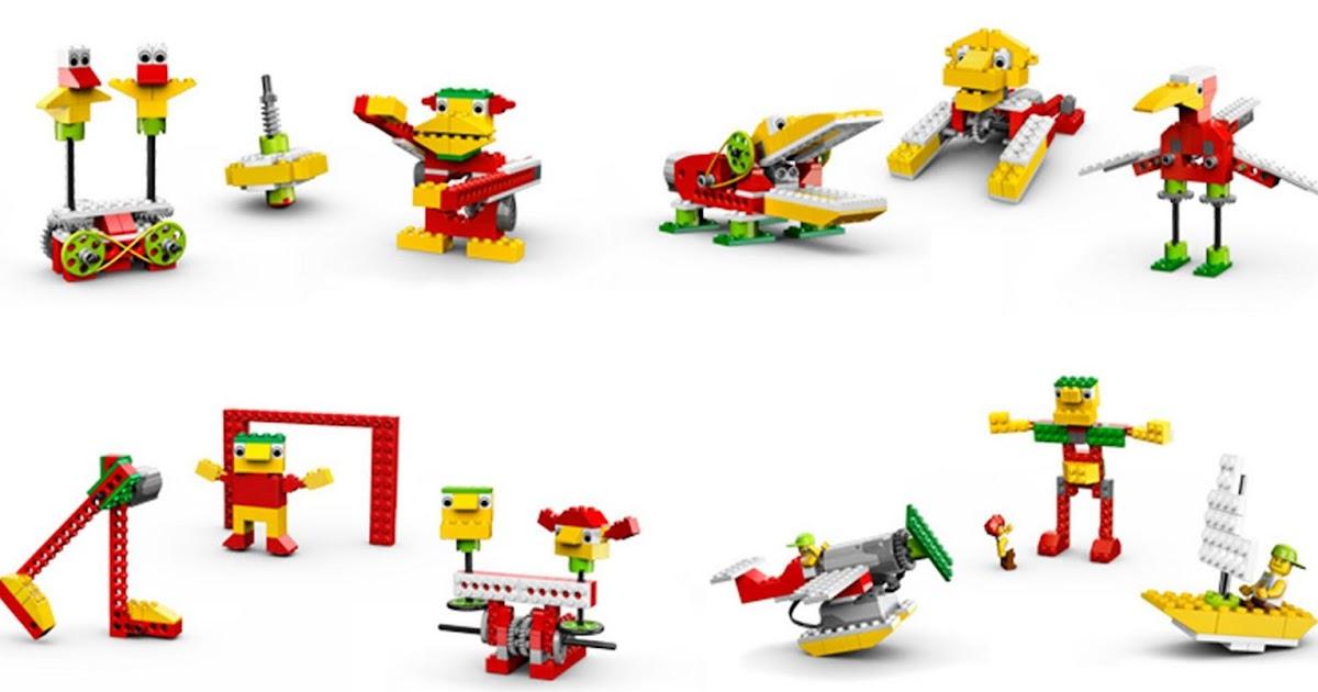 Kershaw Kids Fun With Lego Wedo And Scratch