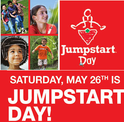 26th May JUMPSTART DAY