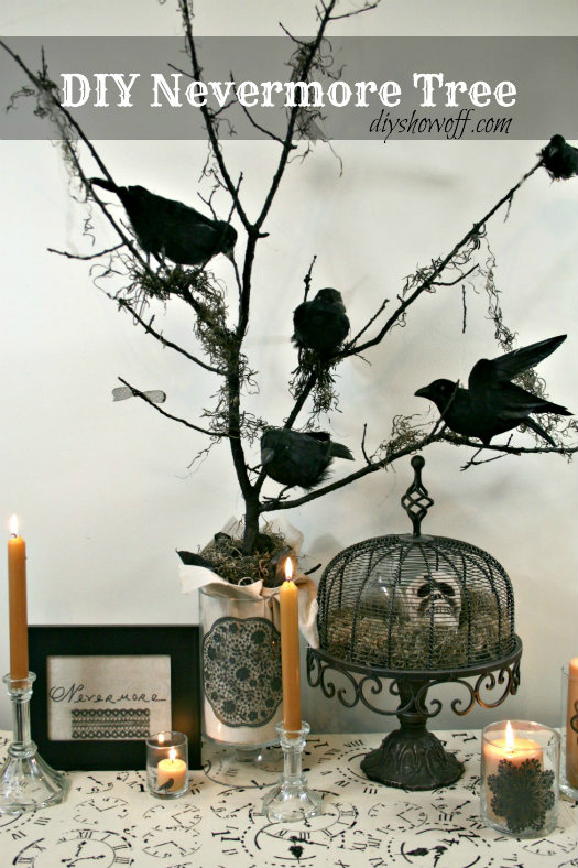 My Kind Of Introduction 12 Diy Indoor Halloween Decorations
